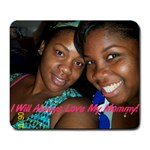 Love&&Mommy - Large Mousepad