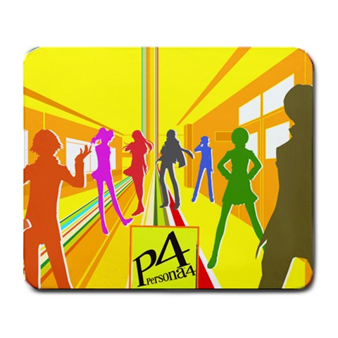 Persona 4 Mousepad By Marben Fallejo   Collage Mousepad   66au7o3od8qo   Www Artscow Com 9.25 x7.75 Mousepad - 1