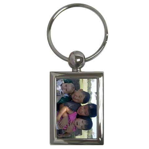 Keychain By Janel Burns   Key Chain (rectangle)   2nfhh652wsm9   Www Artscow Com Front
