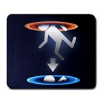 Portal - Large Mousepad