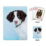 Brittany Spaniel - Playing Cards Single Design