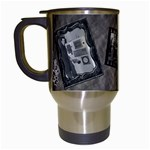 Carter Mug - Travel Mug (White)