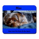 Max - Large Mousepad