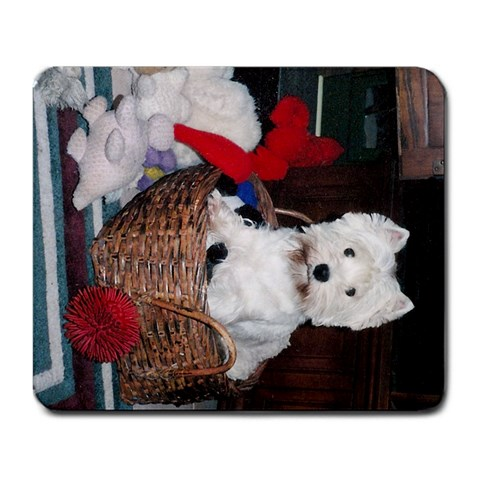Meme In The Toy Box By Pam Evans   Large Mousepad   Kgxeye421ay4   Www Artscow Com Front