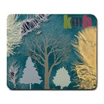 treestreestrees - Collage Mousepad