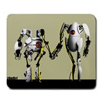 My personal Portal 2 Design - Large Mousepad