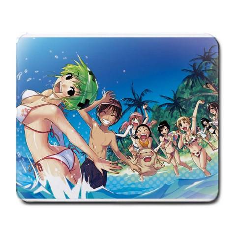 Lol By Larry Cheung   Large Mousepad   Et500zoo9uo4   Www Artscow Com Front