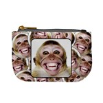 Monkey Smile2 coin purse  - Mini Coin Purse