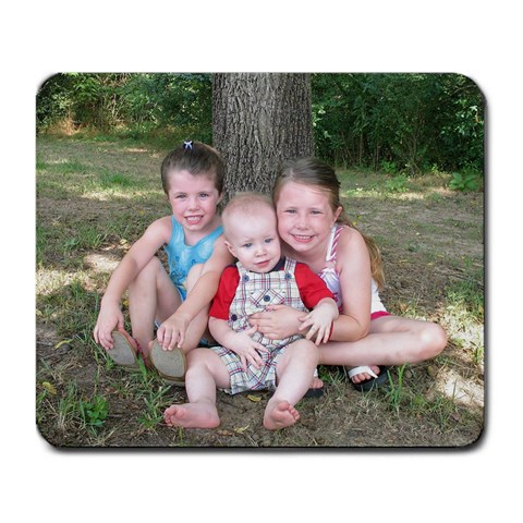 Free Mouse Pad Of The Kids!!  By Regina Underwood   Large Mousepad   Z88uukkgi02e   Www Artscow Com Front