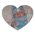 My Baby Boy Jack - Heart Mousepad
