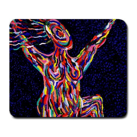 My New Mousepad By Cyn Rielley   Large Mousepad   5csevvywjoxv   Www Artscow Com Front