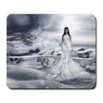Gothic desighn - Large Mousepad