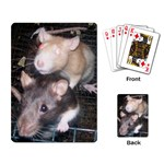 river-rats - Playing Cards Single Design