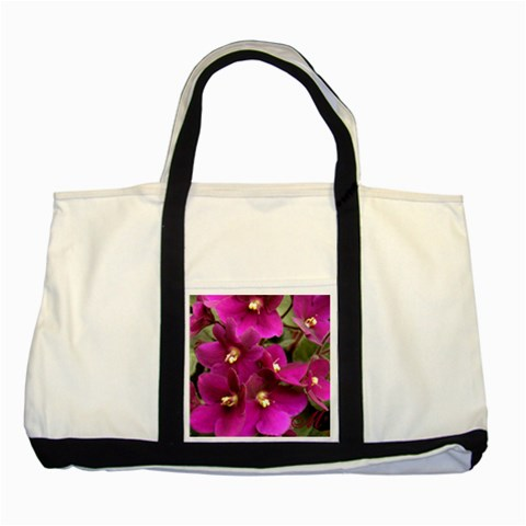 Bag For Meghan s Wedding By Melissa   Two Tone Tote Bag   Y13jszwz794g   Www Artscow Com Front