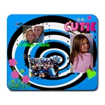 katelyn - Collage Mousepad