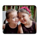 mousepad Chantal & Sophia june 2010 - Large Mousepad