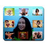 Becki s FREE Mousepad ! - Collage Mousepad