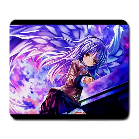 Kanade Tachibana By E C   Large Mousepad   Aehputmh0kmo   Www Artscow Com Front