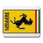 ferrari mouse pad - Large Mousepad