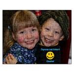 Joyanna & Robert - Jigsaw Puzzle (Rectangular)