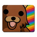 Pedobear - Large Mousepad