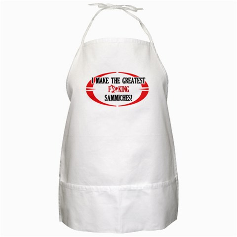 By Vince Esposito   Bbq Apron   Av2vsi86dhmt   Www Artscow Com Front