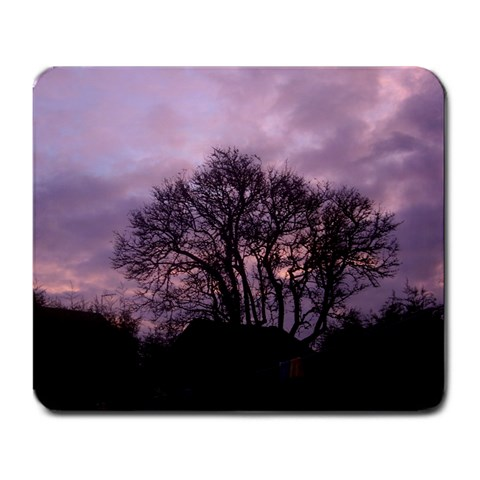 Dusk In Coates By Tammy Lane   Large Mousepad   Ydlm8l0tag4l   Www Artscow Com Front