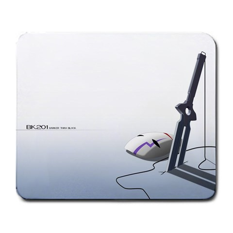 Darker Than Black By Carl Nielsen   Large Mousepad   F3u937ugkpng   Www Artscow Com Front