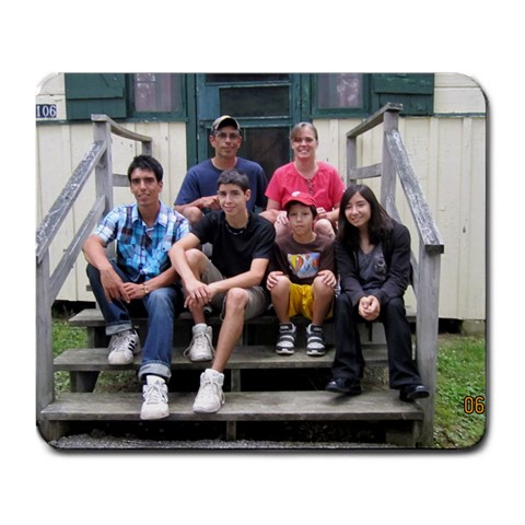 Mousepad By Angie   Large Mousepad   Hoqf9epmx6j5   Www Artscow Com Front