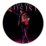 MICHAEL JACKSON -THIS IS IT!! - Round Mousepad