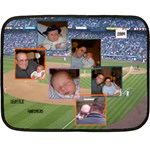 Bryce blanket - Fleece Blanket (Mini)
