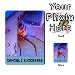 The Thing #1 By Mark Chaplin   Multi Purpose Cards (rectangle)   P2opqjoafwc2   Www Artscow Com Front 6