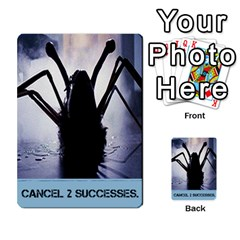 The Thing #1 By Mark Chaplin   Multi Purpose Cards (rectangle)   P2opqjoafwc2   Www Artscow Com Front 8