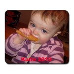 Katie - Collage Mousepad
