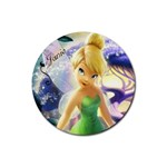 tink - Rubber Coaster (Round)
