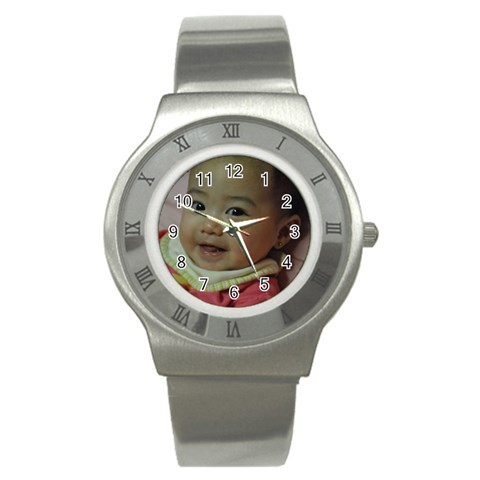 Doods Watch By Rosanna   Stainless Steel Watch   8ichehila6l1   Www Artscow Com Front