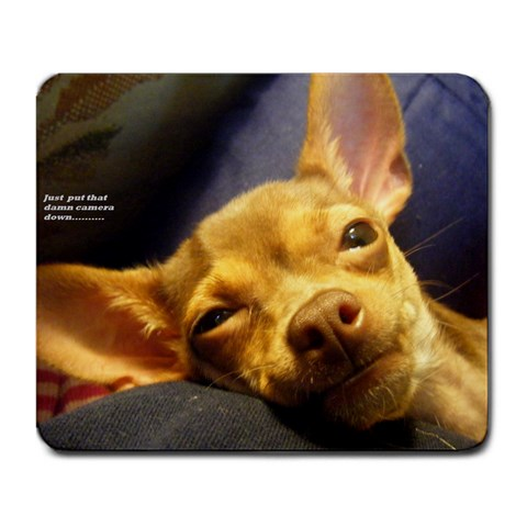 By Joy Bush   Large Mousepad   S1hijckqrgun   Www Artscow Com Front