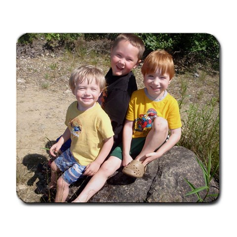 From Our Camping Trip    By Kim Lybarger Mcvety   Large Mousepad   Slvuomyo8lug   Www Artscow Com Front