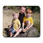 from our camping trip... - Large Mousepad