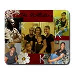 The McAllister s - Collage Mousepad