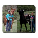 Mule Mousepad - Collage Mousepad
