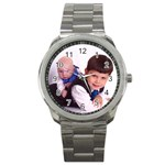 Alex and Bryce watch - Sport Metal Watch