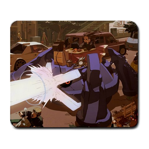Pokemon By Ivan Yang   Large Mousepad   0hsucy6yatho   Www Artscow Com Front