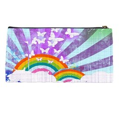 Bubble Gum By Annette Aguirre   Pencil Case   Xaorc2dt0tuf   Www Artscow Com Back