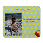 Matthias1 - Collage Mousepad