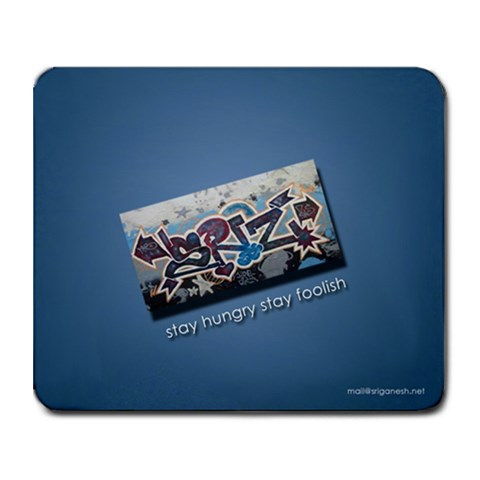 Sriz Final By Sri Ganesh   Collage Mousepad   Ui73sy36iuwn   Www Artscow Com 9.25 x7.75 Mousepad - 1