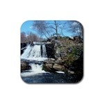 Southford Falls - Rubber Coaster (Square)