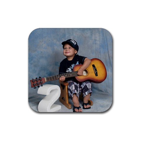 Coasters Of Blake By Plainejane75 Hotmail Com   Rubber Coaster (square)   1uch9bxzr4eb   Www Artscow Com Front