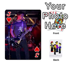 Jack Roadstar Playing Cards By Jay Page   Playing Cards 54 Designs   G41xxcxa6fus   Www Artscow Com Front - HeartJ