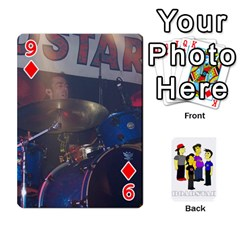 Roadstar Playing Cards By Jay Page   Playing Cards 54 Designs   G41xxcxa6fus   Www Artscow Com Front - Diamond9